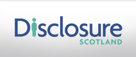 Disclosure Scotland Logo